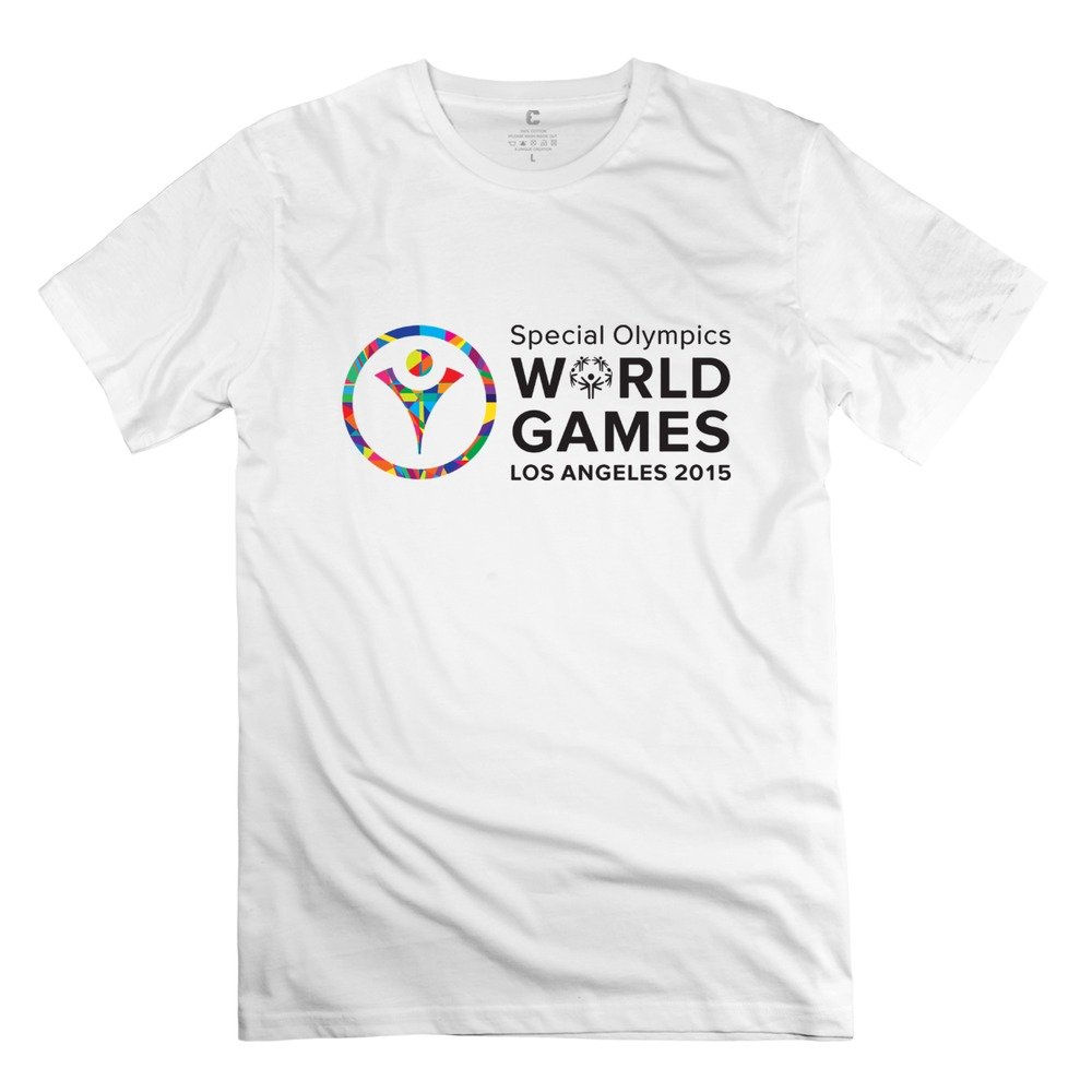 MAM2 Arts Geek Special Olympics World Sports Games 2015 Men