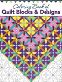 Colouring Book of Quilt Blocks & Designs