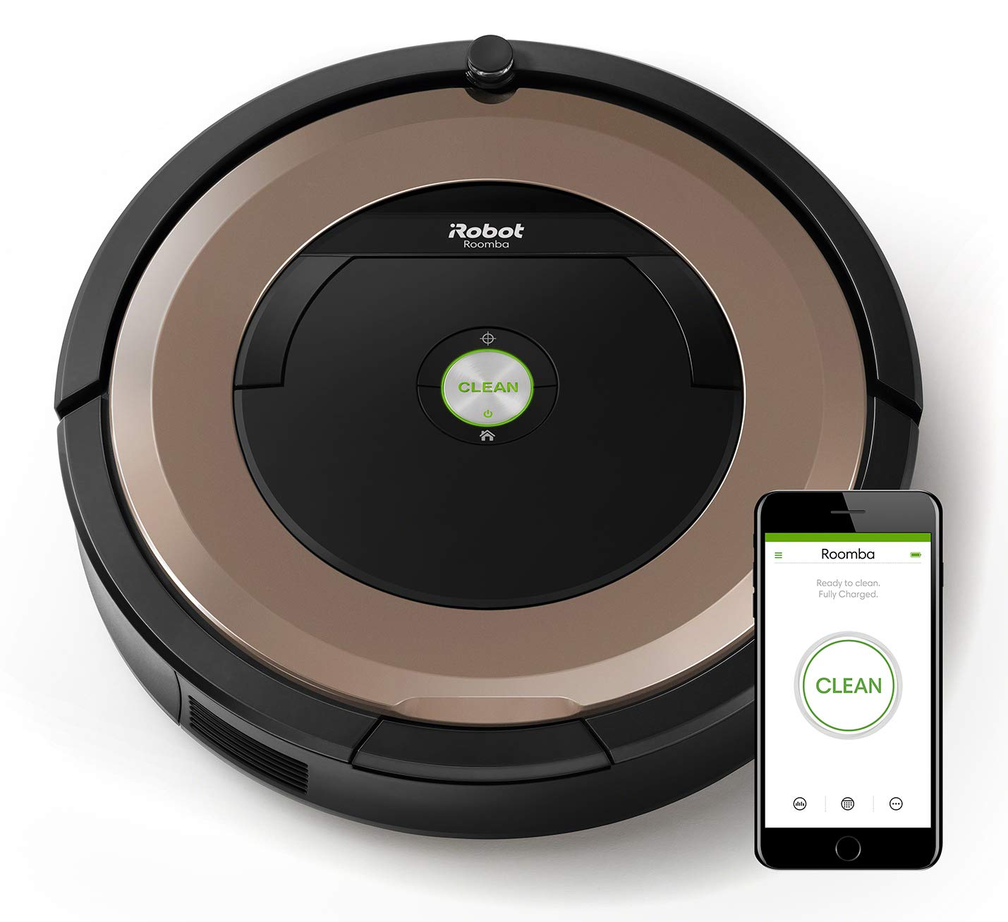 iRobot Roomba 895 Vacuum Cleaner [Energy Class B]