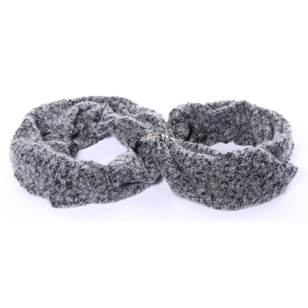 Justin/&taylor Mens Scarf With leather bracelet Scarf Scarves
