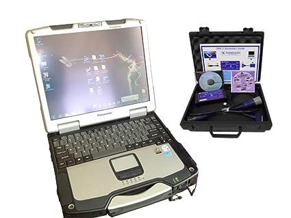 Universal Diesel Diagnostic Laptop Tool - CAT Cummins Detroit Volvo Mack &  More Truck Diagnostic