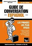 Guide de conversation Français-Espagnol et mini dictionnaire de 250 mots