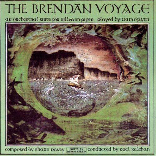 The Brendan Voyage: An Orchestral Suite for Uilleann Pipes by Tara Records