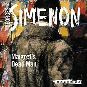 Maigret's Dead Man Audiobook