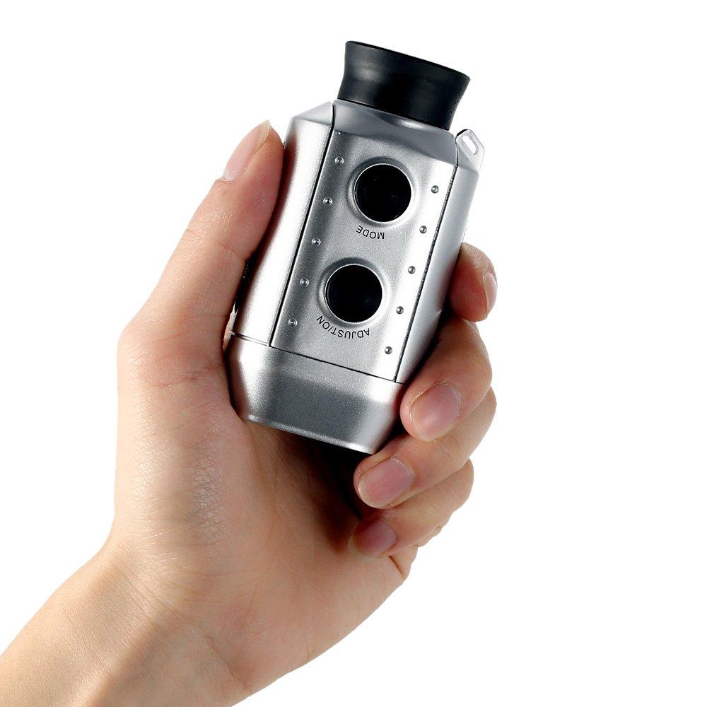 UltimaFio(TM) 7 x Digital Golf Scope Rangefinder Portable Distance Meter Golf Range Finder Diastimeter 7 Magnification Times