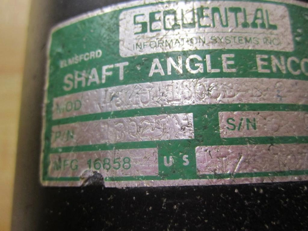 Sequential 13025 Encoder 16858