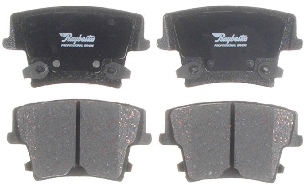 Raybestos PGD1057C Professional Grade Ceramic Disc Brake Pad Set