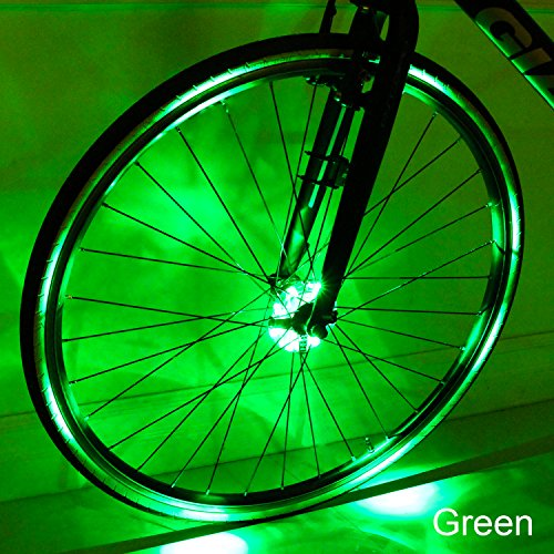 Present Bicycle Colorful Accessories Headlight