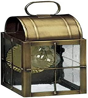 product image for Brass Traditions 131 SHDC Small Wall Lantern 100 Series, Dark Antique Copper Finish 100 Series Wall Lantern