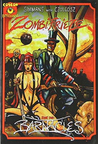 Zombifrieze: A Zombie Graphic Novel
