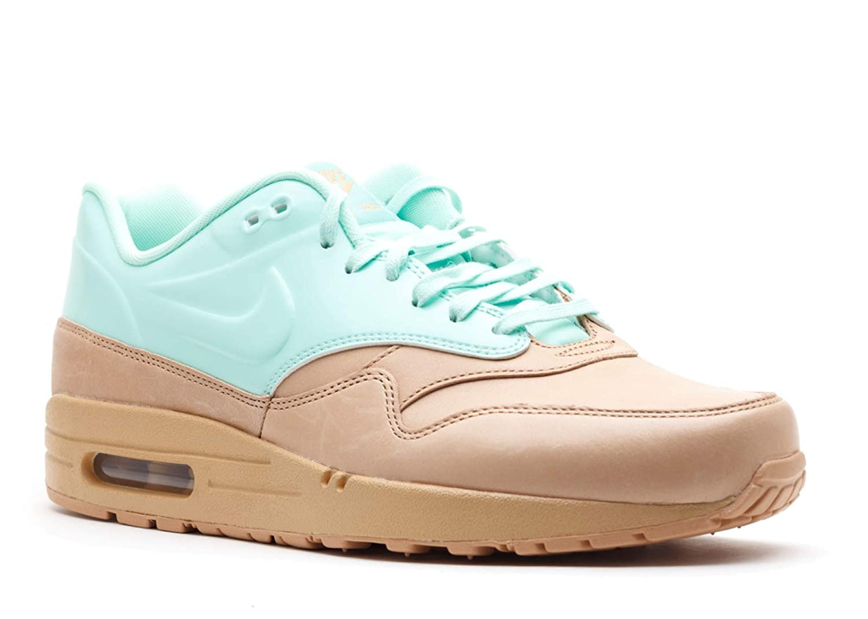 super popular 08c70 2204f Amazon.com   Nike Women s Air Max 1 VT QS Vachetta Tan Arctic Green  Athletic Shoes Size 10   Shoes