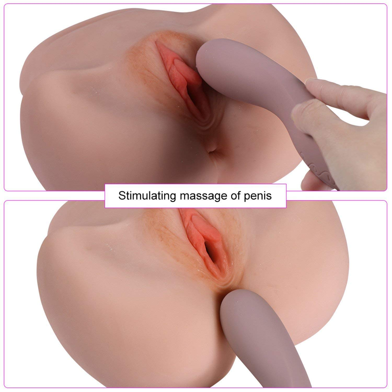 Gawe Mlfi Masseur de Clitoris a 10 Types de Modes de Vibration Vibromasseur /à Vibration Double 100/% /étanche pour Femmes et Masseur de Clitoris
