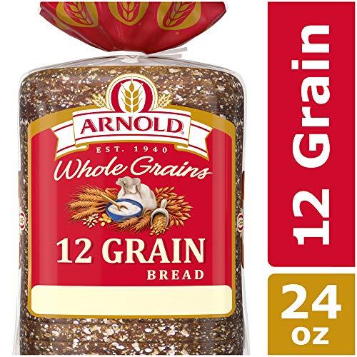Arnold Whole Grains 12 Grain Sliced Bread, 24 ()