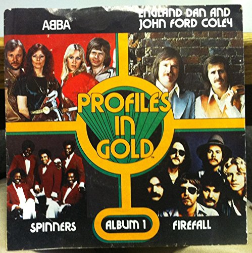 "Price comparison product image BURGER KING COCA COLA COMP profiles in gold 1 EP 7"" Used_VeryGoodOP-7501 Vinyl 1978 Abba"