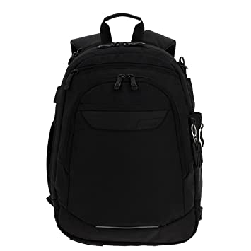 Totto Business Mochila Tipo Casual 40 cm, 3.0 litros, Negro: Amazon.es: Equipaje