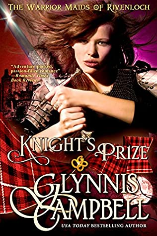 book cover of Knight\'s Prize