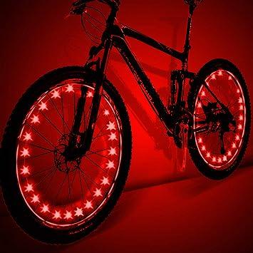 My-My Gifts para niños de 5-14 años, Luces de Bicicleta para niños ...