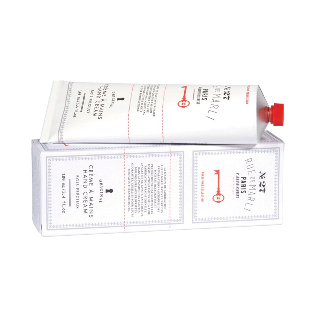 RUE DE MARLI Hand cream, M27-HC, 3.38 Fluid Ounce AROMASOURCE INC