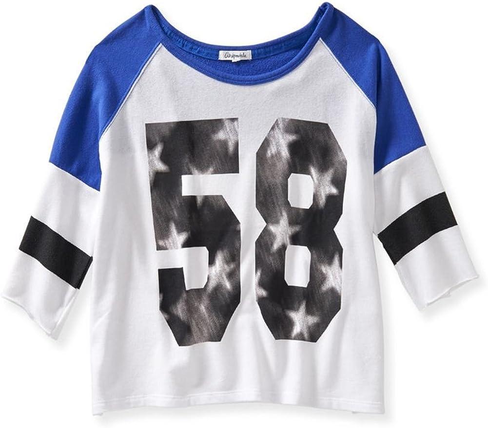 Aeropostale Womens Athletic 58 Sweatshirt