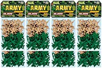 Ja-Ru Army Command Soldier Bundle Pack (50 Piece)