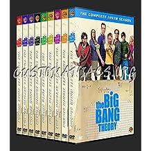 The Big Bang Theory : Complete Seasons 1 - 9 Collection DVD