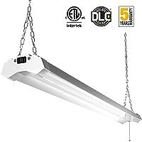 FrenchMay Linkable 4ft 4800 Lumens LED Utility Shop Light