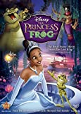 The Princess and the Frog (Single-Disc Edition) by Walt Disney Studios Home Entertainment