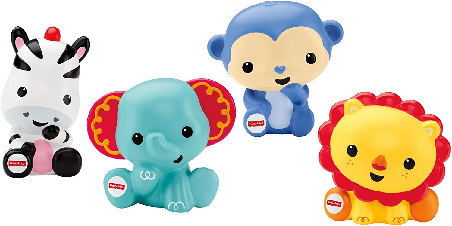 Monkey Fisher-Price Rainforest Bath Squirters