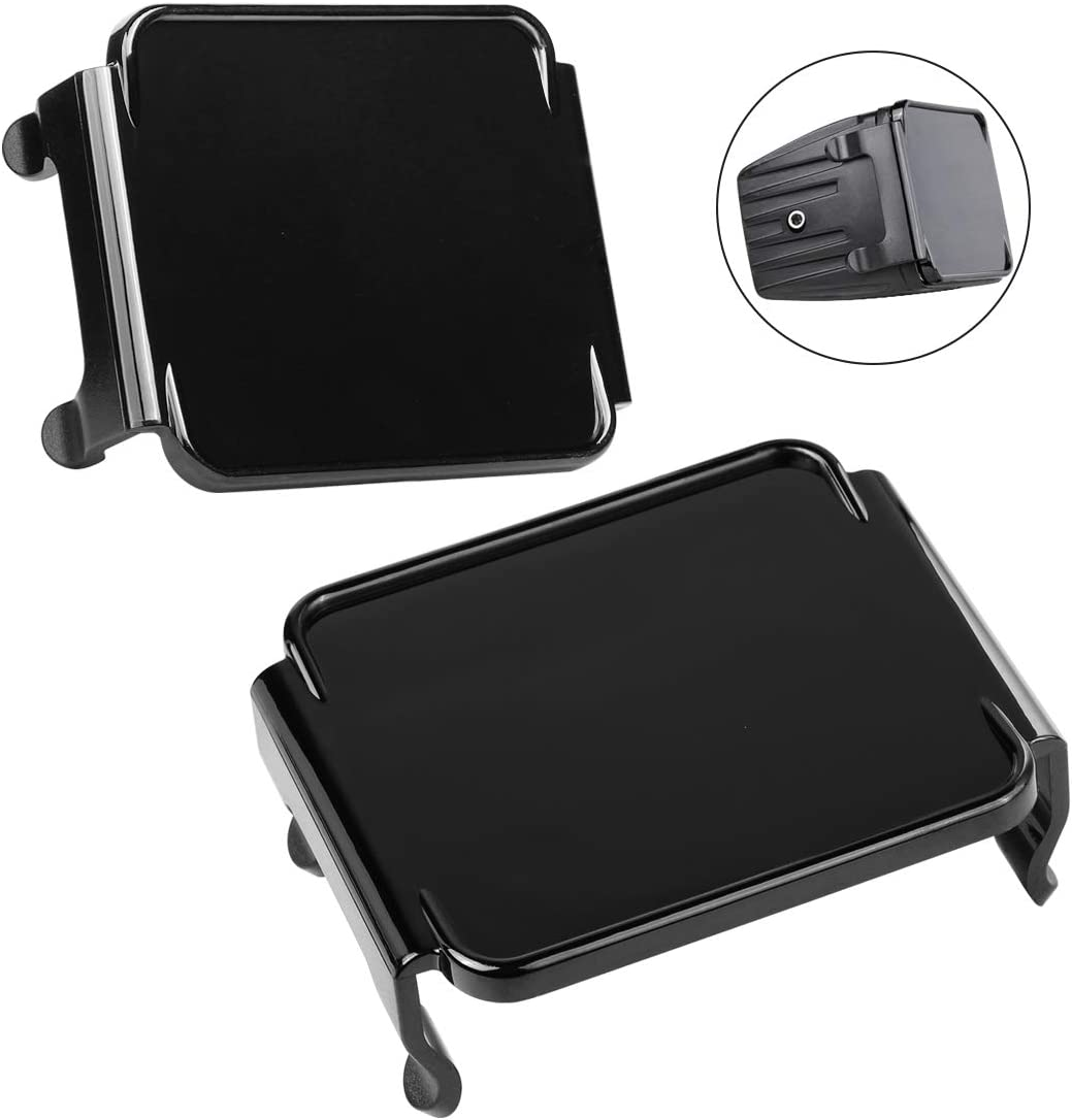 UTV and Offroading  Lights Covers  3 inch square15210.48 For Jeep Wrangler