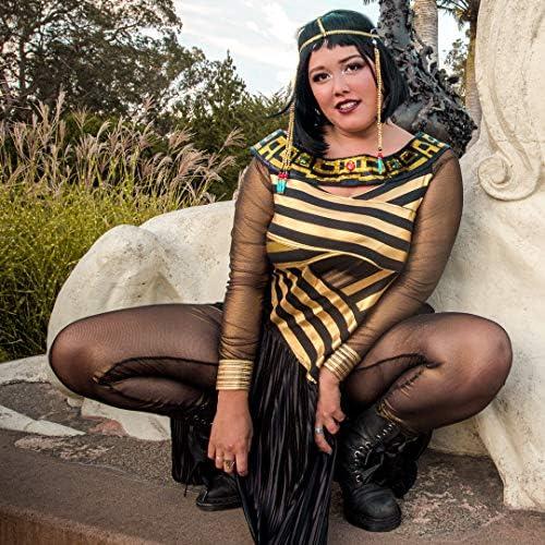 614kVK4TVmL. AC  - Leg Avenue Women's Queen Cleopatra Costume