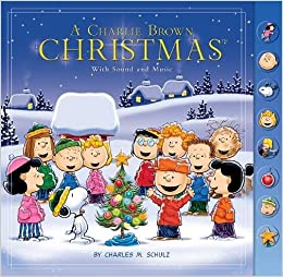 a charlie brown christmas with sound and music charles m schulz 9780762440054 amazoncom books - Charlie Browns Christmas