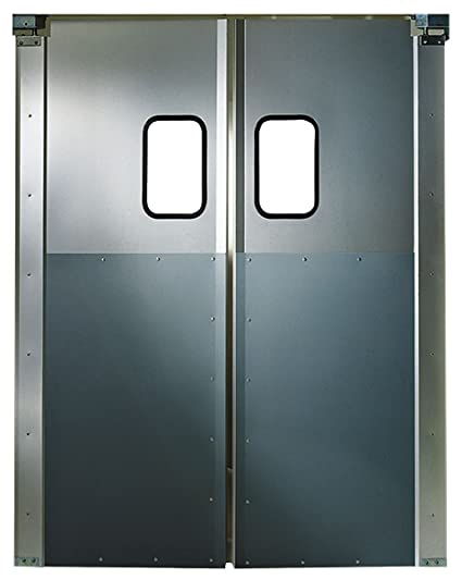 Swinging Door 7 X 3 Ft Aluminum Exterior Doors Amazon