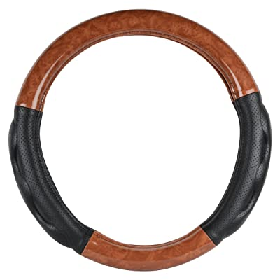 """GG Grand General 54051 Deluxe Plus Series 18"""" Heavy Duty Steering Wheel Cover for Trucks, Buses, RVs and Utility Vehicles: Automotive"""