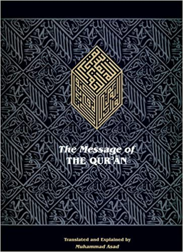 Buy The Message of the Quran: The Full Account of the