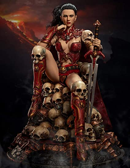 TBLeague Action Figures Sariah Goddess of War Female Hands Set 1//6 Scale