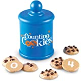Learning Resources Smart Counting Cookies, 1-3/4 Inch Diameter