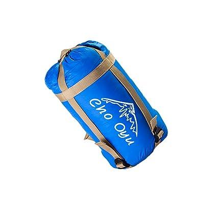Cho Oyu Mini saco de dormir ultraligero con diseño de sobre, suave y cómodo en tejido ...
