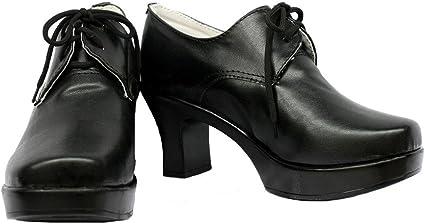 Telacos Black Butler Kuroshitsuji Ciel Cover 6th Cosplay Shoes Boots Custom Made