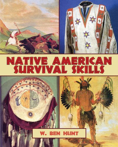 Native American Survival Skills: How to Make Primitive Tools and Crafts from Natural Materials (Native American Video How To)