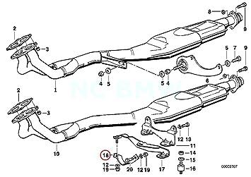 1997 bmw 318i exhaust system wiring diagram database  amazon bmw genuine support shackle automotive 2001 bmw 318i 1997 bmw 318i exhaust system