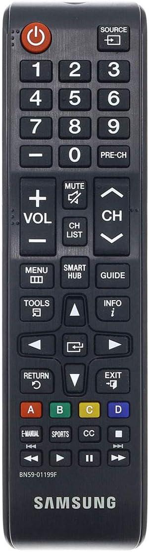 Control Remoto Original para Samsung UE55NU7172 Televisión/TV