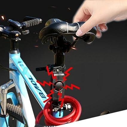 Alarma de movimiento de vibración inalámbrica con mando a distancia antirrobo para motocicleta, coche,