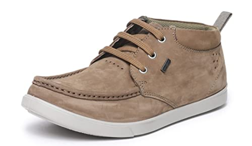 f78f8524a088 Woodland Men s Tobacco Casual Shoes  Buy Online at Low Prices in ...