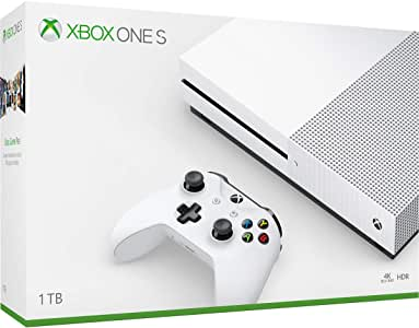 Consola Xbox One S 1TB + 14 días Gold + 1 mes de Game Pass - Xbox One S + 14 días Gold + 1 Mes Game Pass Edition