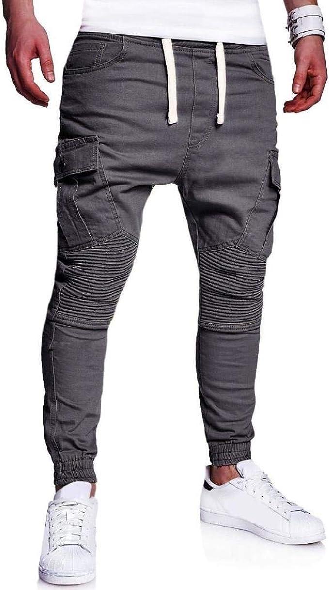 Yasminey Pantalones De Los Hombres De Deportes Moda para Hombre ...