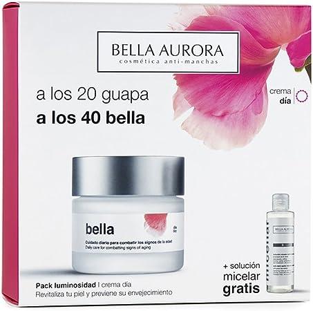 Bella Aurora Set De Crema De Día y Solución Micelar: Amazon.es: Belleza