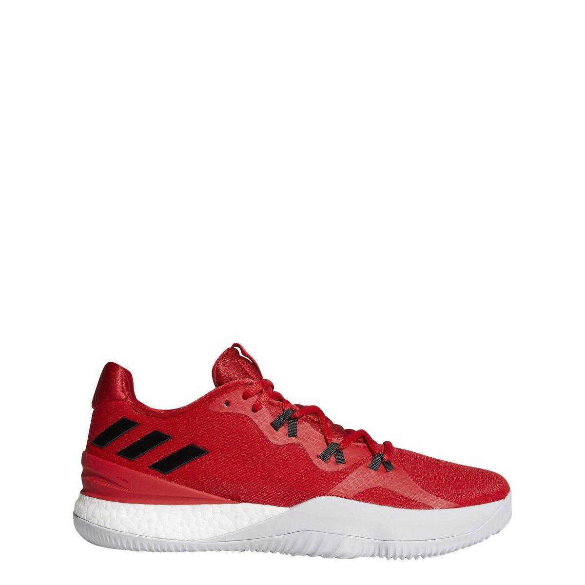 adidas Crazy Light Boost 2018 Shoe Men's Basketball B07BCNH8LN 8.5 D(M) US|Scarlet/Core Black/White (Db1069)