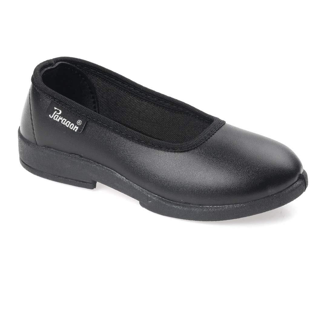 Buy PARAGON Girl's Black School Shoes-9