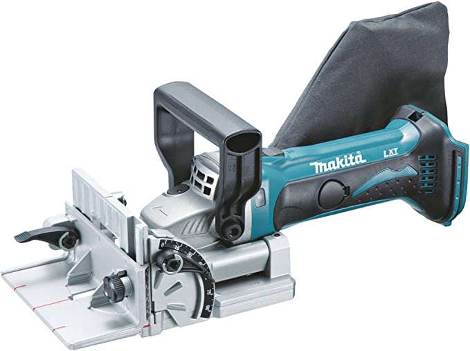 best biscuit joiner: Makita XJP03Z for precise fence adjustments