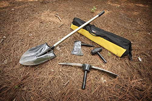 Tool Recovery (Rugged Ridge 15105.01 All-Terrain Recovery Tool Kit)